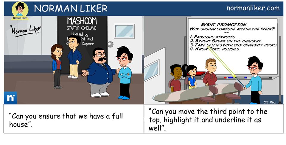 Office Comics: Full House